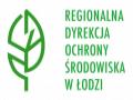 Logo Regionalnej Dyrekcji Ochrony Środowiska w Łodzi