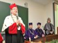 Rektor PŁ otwarcie Gali Absolwentów IFE-2014.jpg