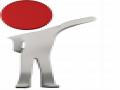 IFEk pokazujący - ludzik z literki  i