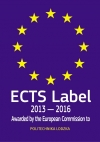 ECTS Label 2013-2016 for the TUL