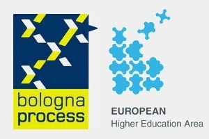 Logo of the Bologna Process and European Higher Education Area